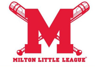 milton little league logo elliott pt