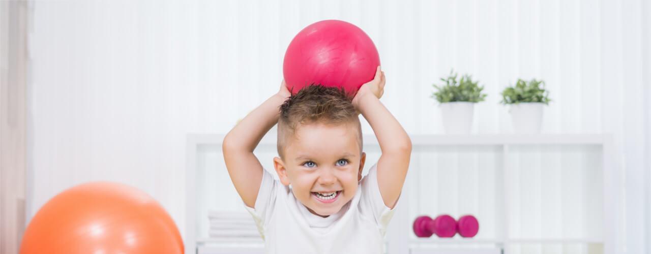 Pediatric Physical Therapy Dorchester, Easton/Brockton, Hingham, Milton & North Attleboro, MA